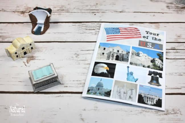 We have a wonderful printable list of United States landmarks, monuments and symbols that kids should learn about.