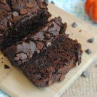 Chocolate Pumpkin Bread Recipe - Life. Family. Joy