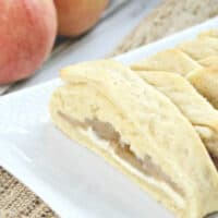 Apple Cream Cheese Danish Recipe