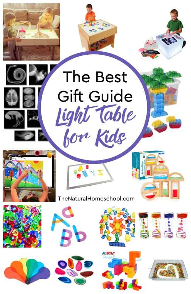 Light tables can be used for anything and everything! Hands-on light table ideas galore float through my head non-stop whenever I think about a lesson.