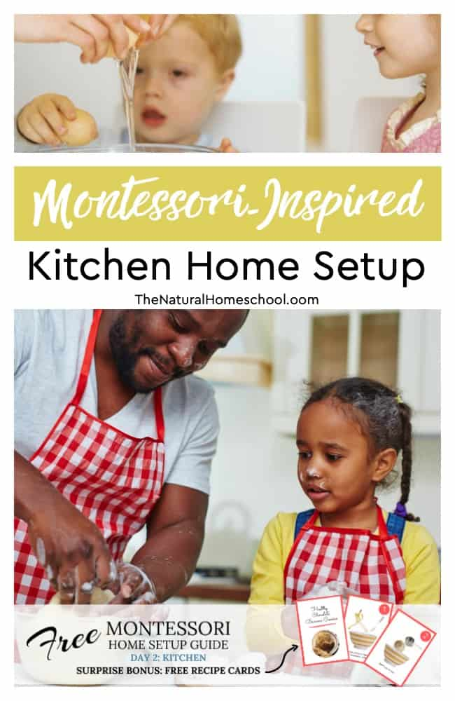 The Montessori-inspired home setup guide is here! And the best part is that it is absolutely FREE! Yes! You read that right! Come and download your free guide.