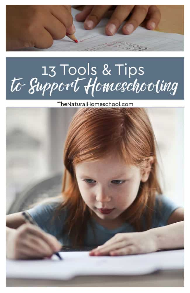 Whether you're new to homeschooling or have been doing it for years, these tips and tools should help you support your child's educational journey.