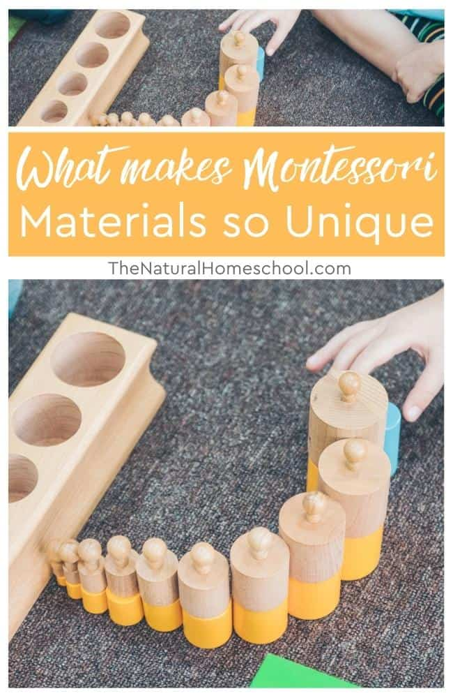 What do you know about… Montessori materials and what makes them so unique?