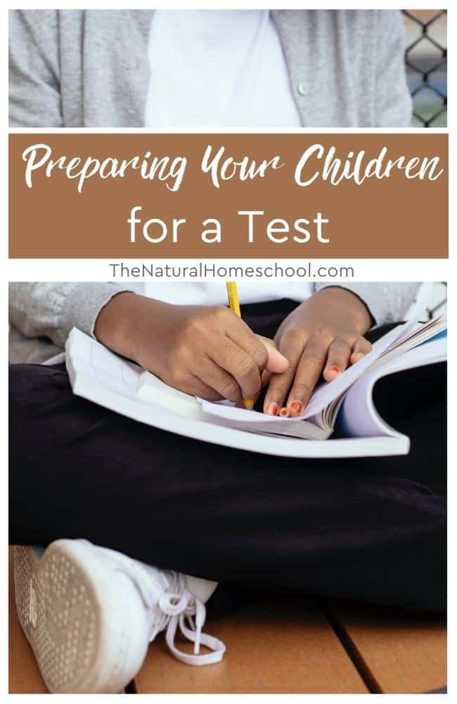 Taking an exam and preparing for it can be stressful. Come find out four ways to prepare your children for an exam.