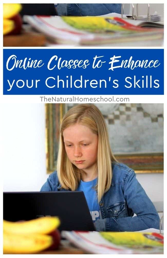 If you want to know more about online classes and the options available for your children to enhance their skills; here's more.