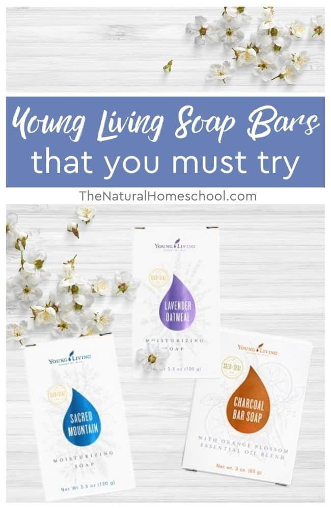 In this post, I will be talking about Young Living soap bars.There are certified organic essential oils in them as well as other goodies, so read on!