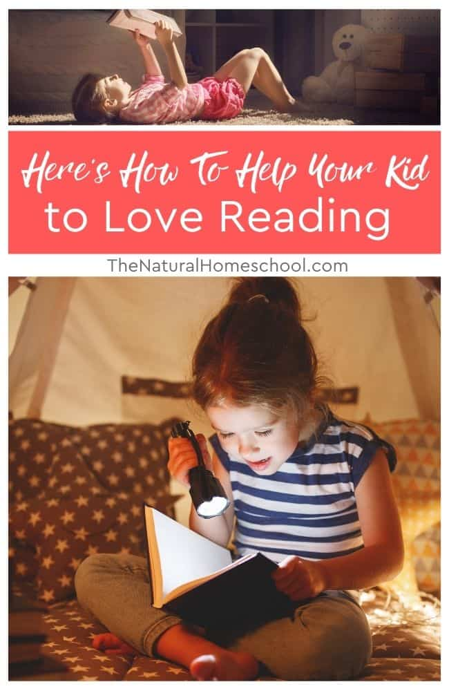You must take the right steps to encourage your child to read and ensure that they aren't shying away from books in general.