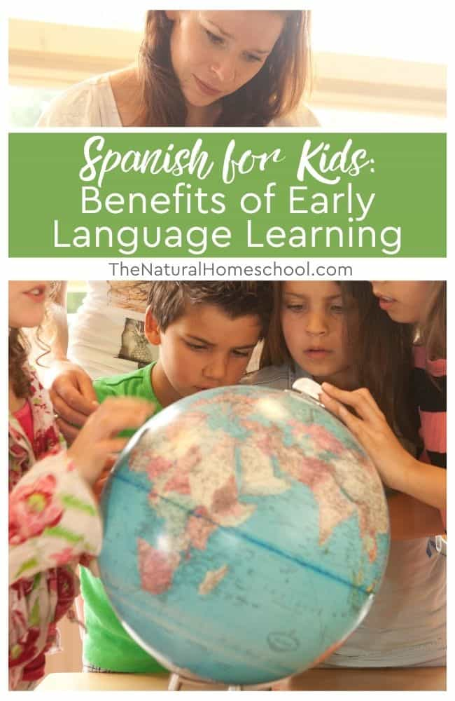 Spanish for kids is a fantastic way to bolster your child's critical thinking skills and to help them to excel in a variety of subjects!