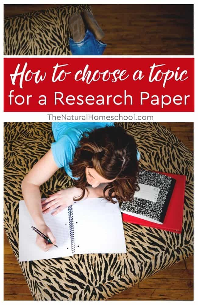 With the following tips, you will quickly overcome this hardship, choose an interesting topic, and write a good research paper from scratch.