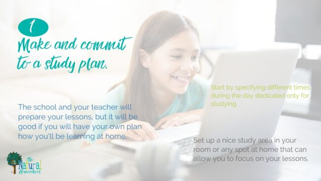 Let's talk about some tips that will help make virtual learning a better learning experience for your children at home.