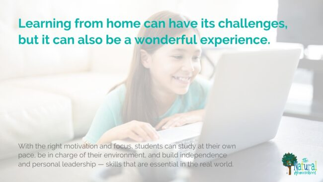Let's talk about more tips in Part 2 that will help make virtual learning a better learning experience for your children.